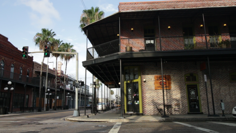 Business Sector Leads Ybor City's Creative Renaissance