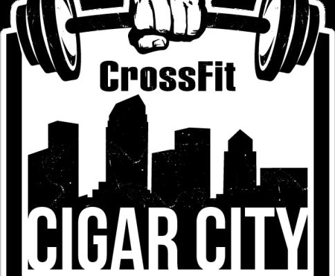 Logo for Cigar City Crossfit