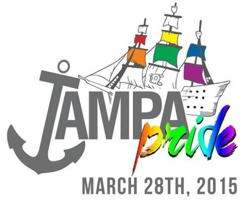 Logo for Tampa Pride