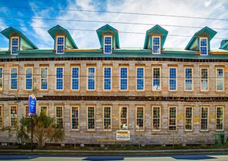 Historic Preservation Challenge Grant Program