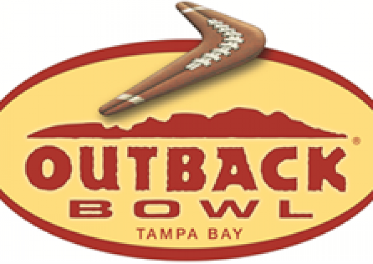 Florida and Iowa to Square-Off in Outback Bowl