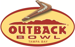 Outback Bowl Tampa Bay Logo