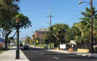 21st and 22nd Street Complete Major Makeover