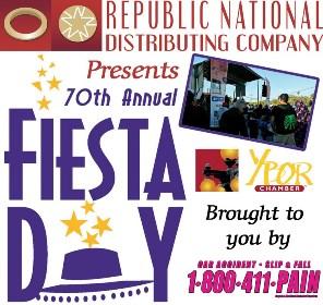 Fiesta Day sponsors