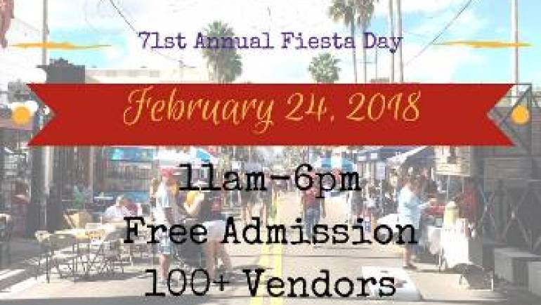 Ybor City Prepares for 71st Annual Fiesta Day