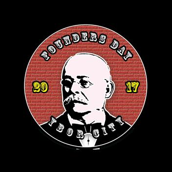 Founder Day Ybor Emblem, VM Ybor Portrait