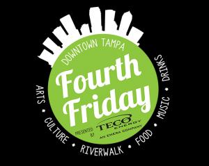 Fourth Friday Tampa Logo