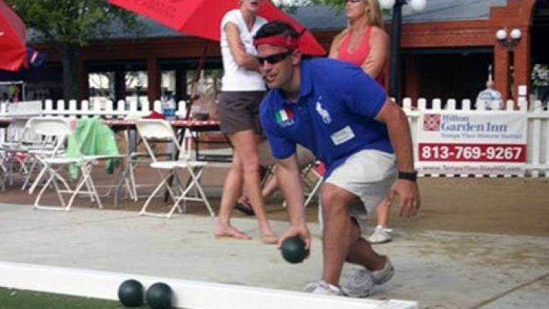 9th Annual Krewe of Italia Bocce Ball Tournament