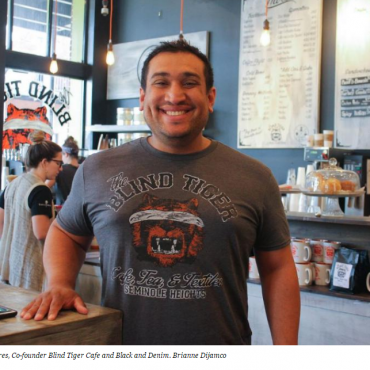 Ybor City Entrepreneur Interviewed by Forbes