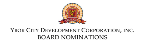 Ybor City Development Corporation 2017-2019 Board Nominations