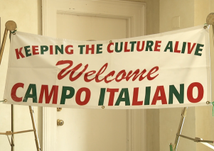 Campo Italiano at the Italian Club in Ybor City