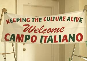 Campo Italiano at the Italian Club in Ybor City