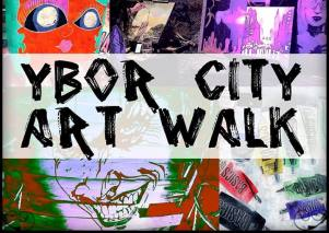 June Ybor City Art Walk