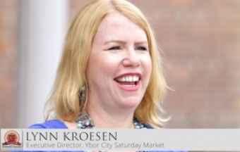 """Faces of Ybor"" Web Series Showcases Ybor City Saturday Market"