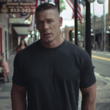PSA with John Cena Filmed in Ybor City Nominated for Emmy
