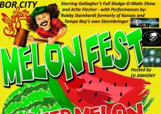 Ybor City Watermelon Festival: Melonfest at Ybor City's Centro Asturiano de Tampa