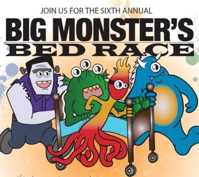 Big Monsters Bed Races