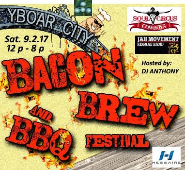 Yboar City Bacon, Brew and BBQ Festival