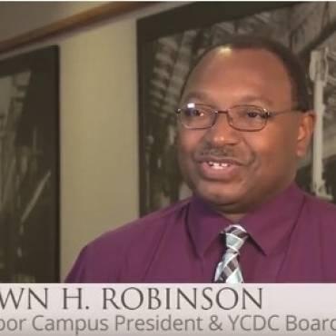 """Faces of Ybor"" Web Series Features Hillsborough Community College Ybor Campus President Dr. Shawn H. Robinson"