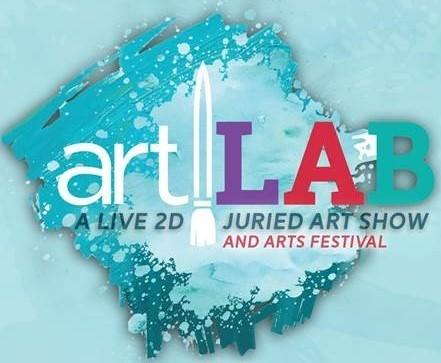 artLab A Live 2D Juried Art Show and Arts Festival