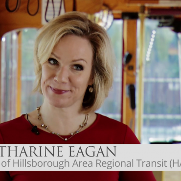 HART CEO Talks History and Future of Transportation in the latest Faces of Ybor