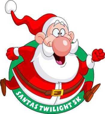 Santa's Twilight 5K