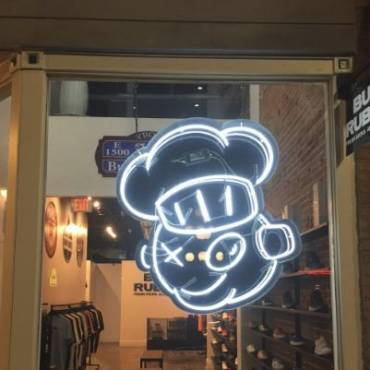 Burn Rubber Sneaker Boutique Prepares for Grand Opening