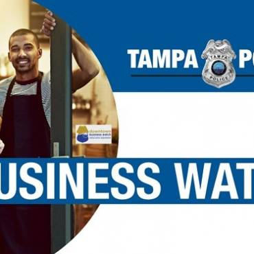 Tampa Police Department Expanding Business Watch Program in Ybor City