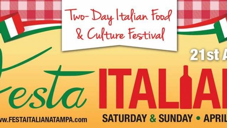 21st Annual Festa Italiana