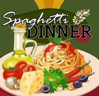 Spaghetti Dinner night at the Italian Club
