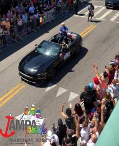 Tampa Bay Pride Festival in Ybor City
