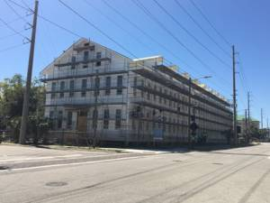 Late 1800s Wooden Cigar Factory, Converted to Luxury Apartments in Ybor City