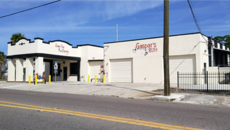 Newest Distillers in Ybor City Crafting Up Gaspar's Rum