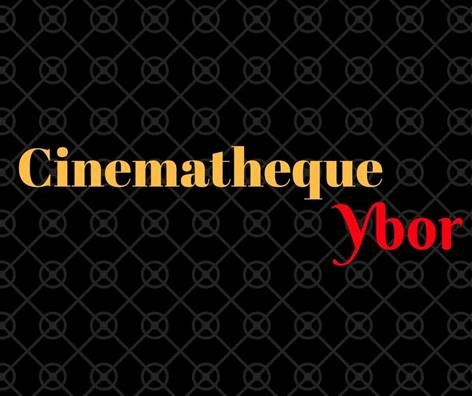 Cinematheque Ybor Film Series Logo, Last Friday of Every Month at the Bunker in Ybor City