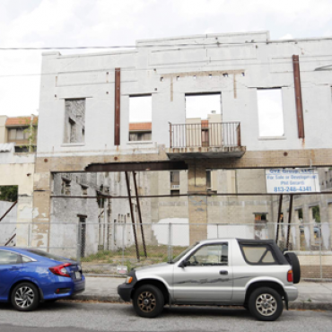 Historic Mafia Bar Being Converted in Ybor City
