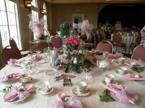 Mothers Day Themes N Tea Ybor City