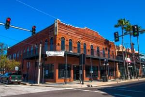 Zydeco Brew Werks in Ybor City, New Orleans Bourbon Street Inspired Restaurant and Brewery