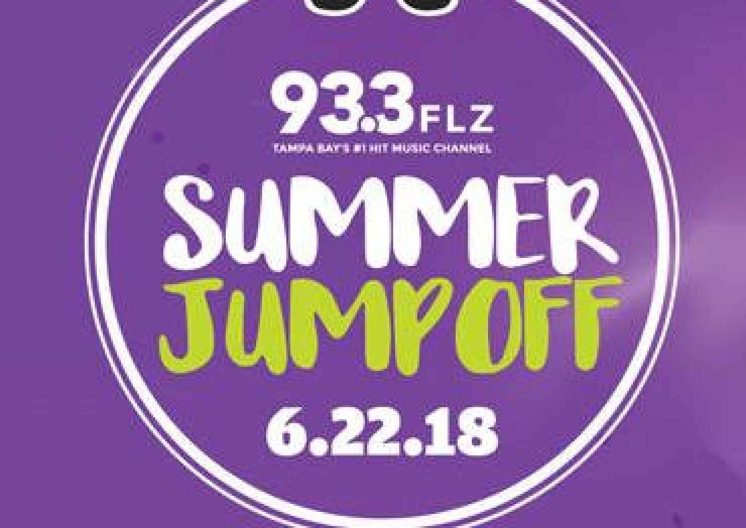 93.3 FLZ's Summer Jump Off