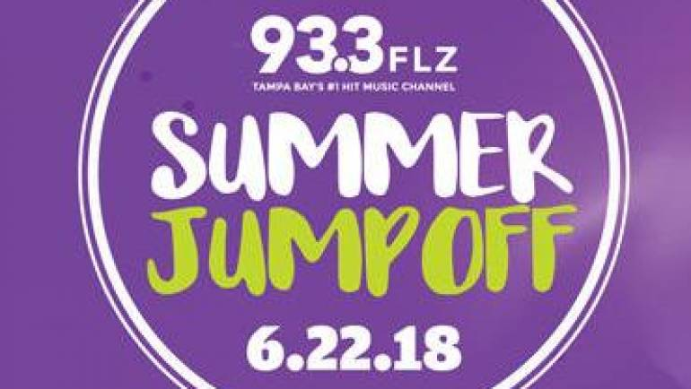 93.3 FLZ's Summer Jump Off