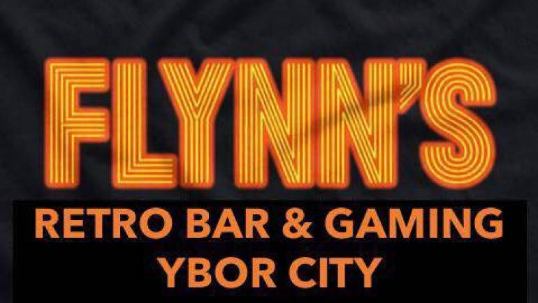Flynn's Retro Bar & Gaming Coming to Ybor City