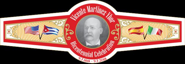 Vicente Martinez-Ybor Bicentennial