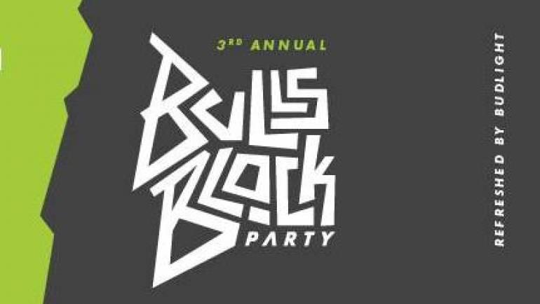 3rd Annual Bulls Block Party