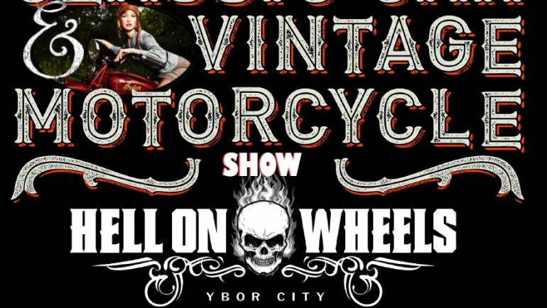 Hell on Wheels Classic Car & Vintage Motorcycle Show