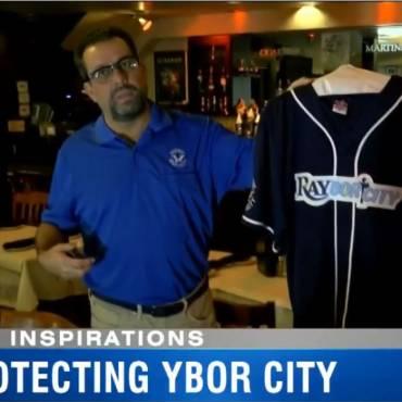 Ybor City's Jason Fernandez Featured on WFLA GR8 Inspirations