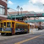 streetcar and centro ybor