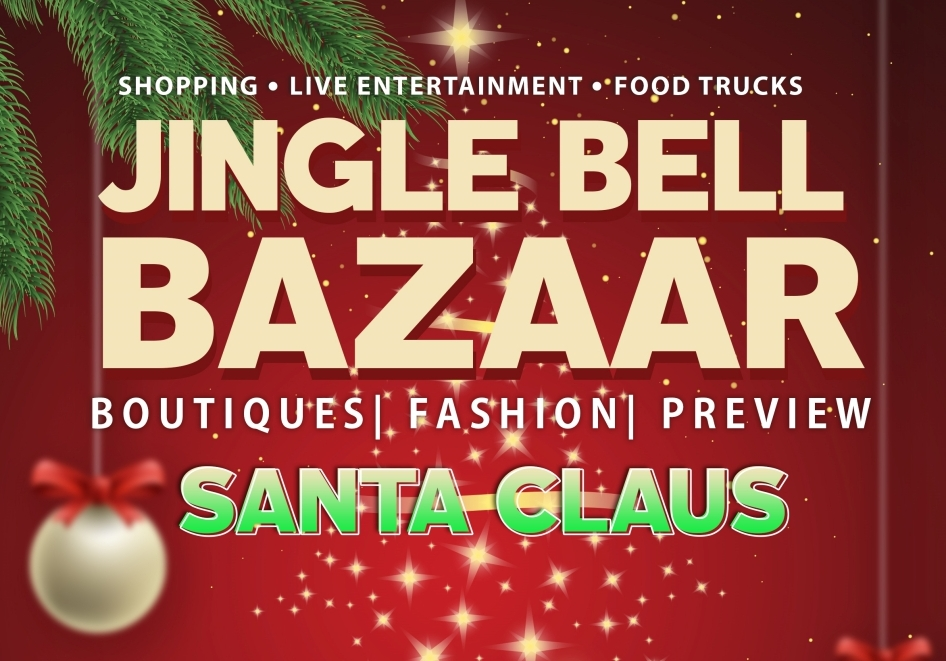 Jingle Bell Bazaar in Ybor City