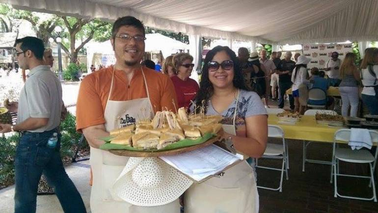 8th Annual Cuban Sandwich Festival