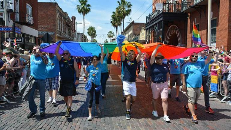 Tampa Pride Parade & Diversity Festival
