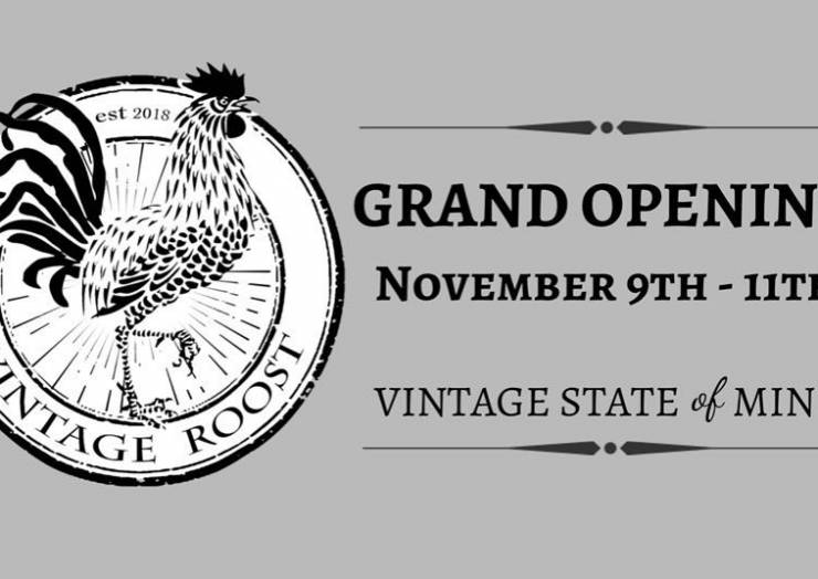 Vintage Roost Market Coming to Ybor City Every Second and Fourth Weekend
