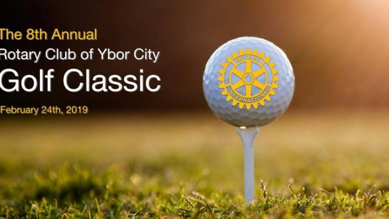 The 8th Annual Rotary Club of Ybor City Golf Classic